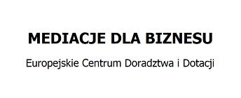 Mediacje dla biznesu Logo
